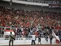 Suporter Diserang Pendukung Indonesia, Malaysia Lapor FIFA
