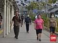 Warga Masih Berkeliaran Penyebab Corona Tinggi di Tangsel