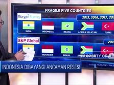 Awas! Indonesia Dibayangi Ancaman Resesi