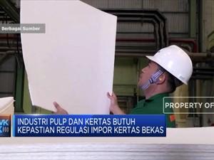 APKI Butuh Kepastian Regulasi Impor Kertas Bekas