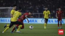 Babak Pertama: Timnas Indonesia Tertinggal 0-1 dari Vietnam