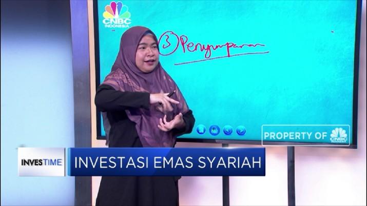 Streaming: Mengupas Seluk Beluk Investasi Emas Syariah