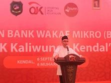 Jateng Tambah Lagi Bank Wakaf Mikro Bermargin Cuma 3%