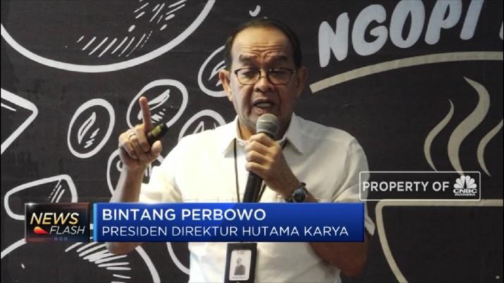 Kinerja PT Hutama Karya (Persero) pada 2019 berhasil mengalahkan 4 BUMN karya lain, yang didukung pertumbuhan pendapatan yang kuat.