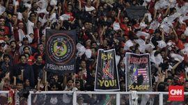 Suporter Indonesia Rusuh, PSSI Pasrah Disanksi FIFA
