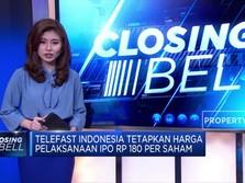 Telefast Tetapkan Harga IPO Rp 180 Per Saham