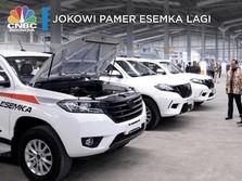 Berkenalan dengan 'Bima' Mobil Esemka yang Dipamerkan Jokowi
