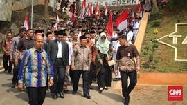 Ajarkan Santri Wirausaha, JK Kutip Perjalanan Chairul Tanjung