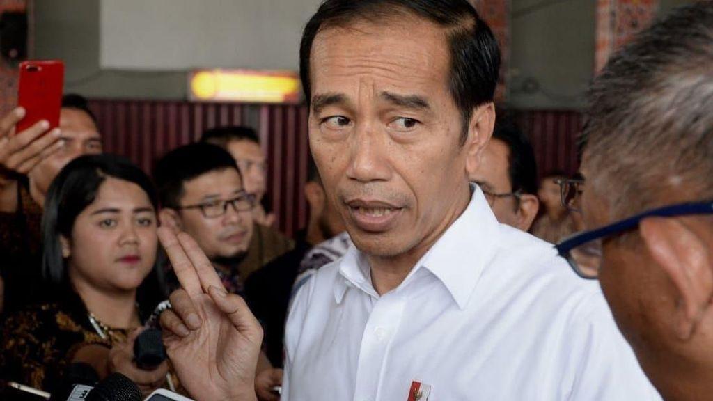Saat Jokowi Tolak Hal yang Tak Ada di Draf Revisi UU KPK