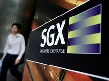 Optimis AS-China Capai Kesepakatan, Straits Times Menguat