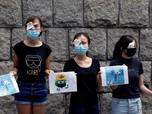 Pemimpin Hong Kong Tetap Gagal Tenangkan Demo?