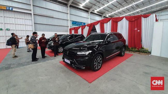 Di Hadapan Jokowi, Bos Esemka Luruskan Status Mobil Nasional