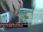 Devisa Migas Bertambah, Cadev Naik Jadi US$ 126,4 M