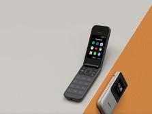 Nokia 2720 Reborn, HP Flip dengan 4G Seharga Rp 1,3 Juta