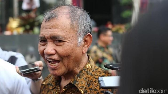 Pengakuan itu disampaikan Agus dalam keterangan pers di gedung KPK, Jakarta, Jumat (13/9/2019).