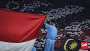 Timnas Indonesia Intip Kekuatan Malaysia Saat Lawan Thailand
