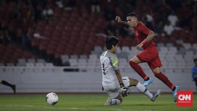 Indra Sjafri Coret Beto dari Timnas Indonesia U-23