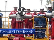 Kelola Blok Tua, Pertamina Cari Mitra