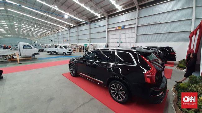 Investasi Pabrik Capai Rp600 Miliar