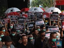 5 Pimpinan KPK Sudah Kirim Surat Tolak Revisi UU ke Jokowi
