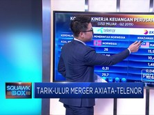 Tarik Ulur Merger Axiata - Telenor