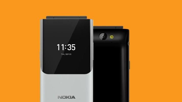 HMD Global, pemegang lisensi Nokia, merilis kembali ponsel lipat ikonis Nokia 2720 flip di IFA di Berlin, Jerman. Ponsel jadul ini hadir dengan fitur modern.