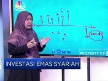 Tips Memulai Investasi Emas Syariah
