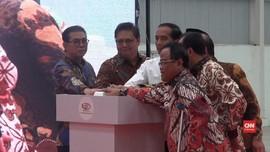 VIDEO: Presiden Jokowi Resmikan Pabrik Mobil Esemka