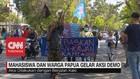 VIDEO: Mahasiswa & Warga Papua di Bali Gelar Aksi Demo