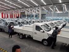 Ini Penampakan Mobil Esemka Bima yang Dijenguk Jokowi