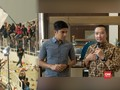 VIDEO: Suporter Rusuh, Menpora RI Minta Maaf ke Malaysia