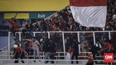 Rivalitas Timnas Indonesia vs Malaysia di kawasan ASEAN memang sudah terjalin sejak lama. Kedua suporter bahkan kerap saling ejek di media sosial. (CNNIndonesia/Adhi Wicaksono)