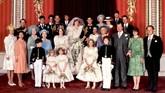 Putri Diana yang lahir pada 1 Juli 1961 meninggal dunia pada sebuah kecelakaan tragis 31 Agustus 1997. (Photo by - / POOL / AFP)