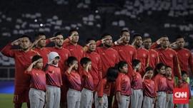 Kualifikasi Piala Dunia: Indonesia Tim Asia Tenggara Terburuk