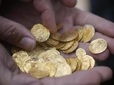 Negara Islam 'Buang' Dolar, Dinar Emas Jadi Mata Uang Global?