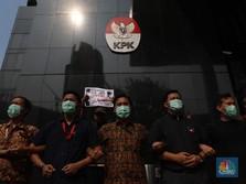 Soal Revisi UU KPK, Ini Perintah Jokowi ke Menkumham Yasonna