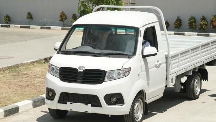 Benarkah Ada Kesamaan Esemka dengan Mobil China?