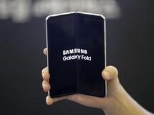 Ponsel Lipat Sudah Dijual, Perlukah Beli Samsung Galaxy Fold?
