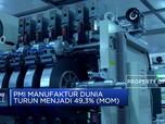 PMI Manufaktur Dunia Melambat