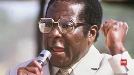 VIDEO: Rekam Jejak Robert Mugabe Pimpin Zimbabwe