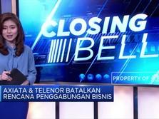 Axiata & Telenor Batal Gabungkan Bisnis