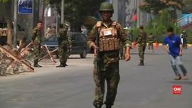 VIDEO: Bom Bunuh Diri di Kabul Tewaskan 10 Orang