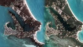 VIDEO: Kondisi Bahama Sebelum dan Usai Dihantam Badai Dorian