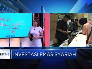 Emas, Investasi Aman Bagi Semua Profile Investor