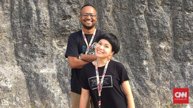 Duo Hondo 'Menikmati' Kehidupan Lewat Musik