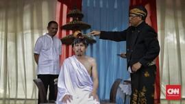 FOTO: <i>Lelaku</i> Ruwatan Bersihkan Sukerta