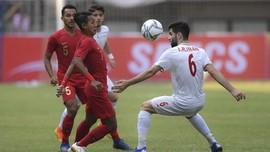 Timnas Indonesia U-19 Kalah dari Iran 2-4