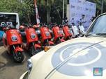 Motor Listrik Ini Laris Manis di Papua, Kok Bisa?