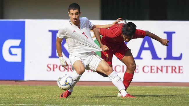 Jadwal Siaran Langsung Timnas Indonesia U-19 vs Iran
