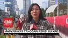 VIDEO: Begini Tanggapan Masyarakat Tentang Revisi UU KPK